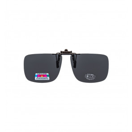 Polarizuotas akinių dangtelis SunStyle pilkas